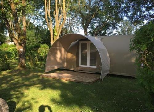 Emplacement camping Collonges-la-Rouge